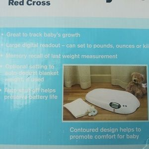 Other - Red Cross baby scale